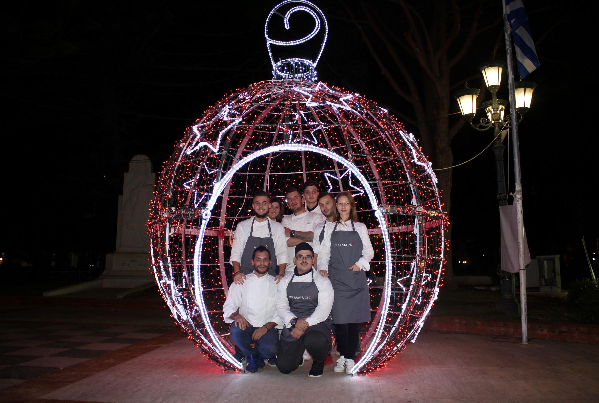 Στο κυνήγι… των χριστουγεννιάτικων δέντρων!