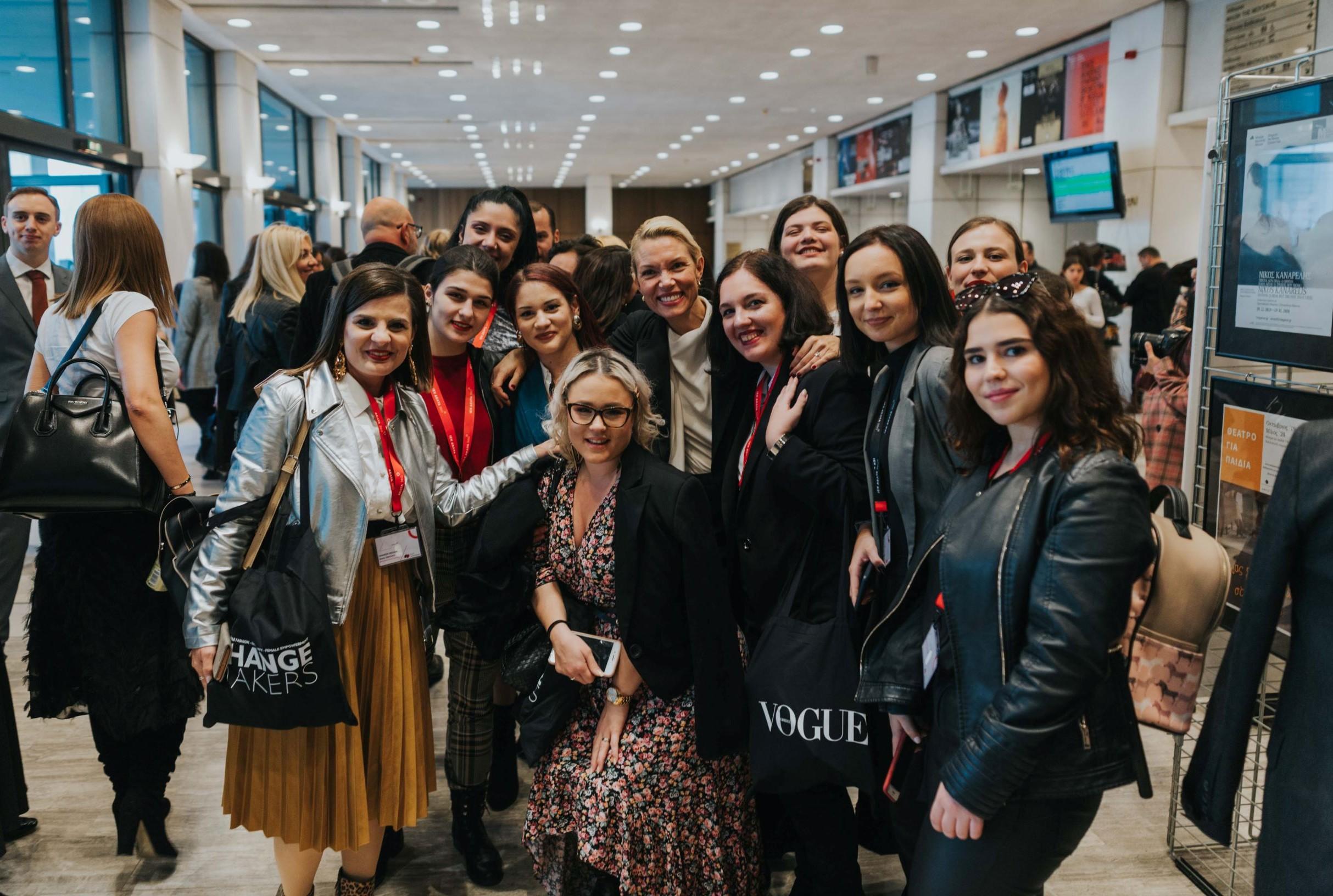 """""""Change Makers"""": Το 1ο Συνέδριο της Vogue Greece"""