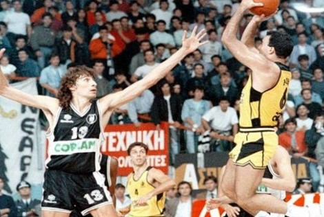 Η μπασκετομάνα Θεσσαλονίκη…