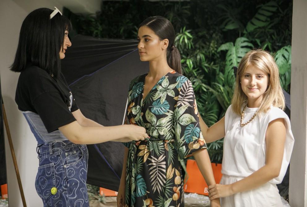 Eden Fashion Garden: Άλλη μία επαγγελματική δουλειά του τομέα Μόδας & Ομορφιάς!