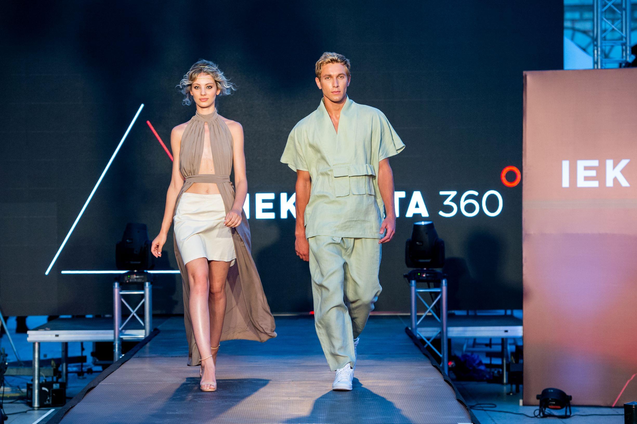 Φαντασμαγορικό 360 Fashion Show στο Βόλο!