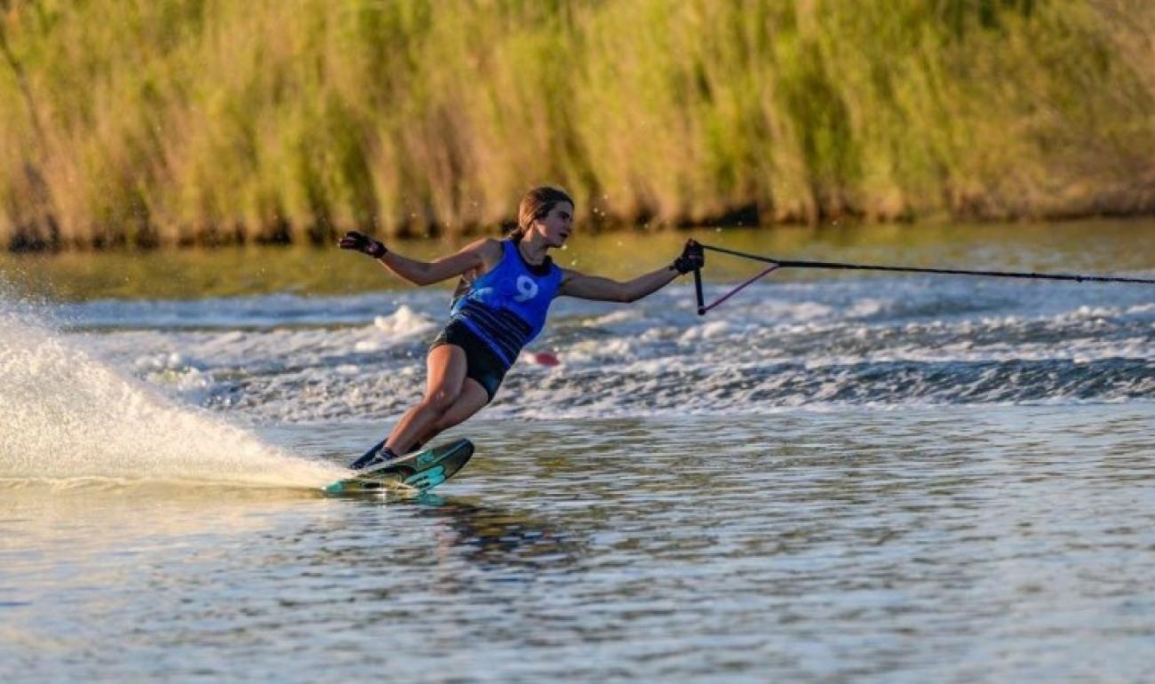 Το ΙΕΚ ΔΕΛΤΑ 360 υποστηρίζει τους Πανευρωπαϊκούς Αγώνες Θαλάσσιου Σκι Ανδρών - Γυναικών 2018
