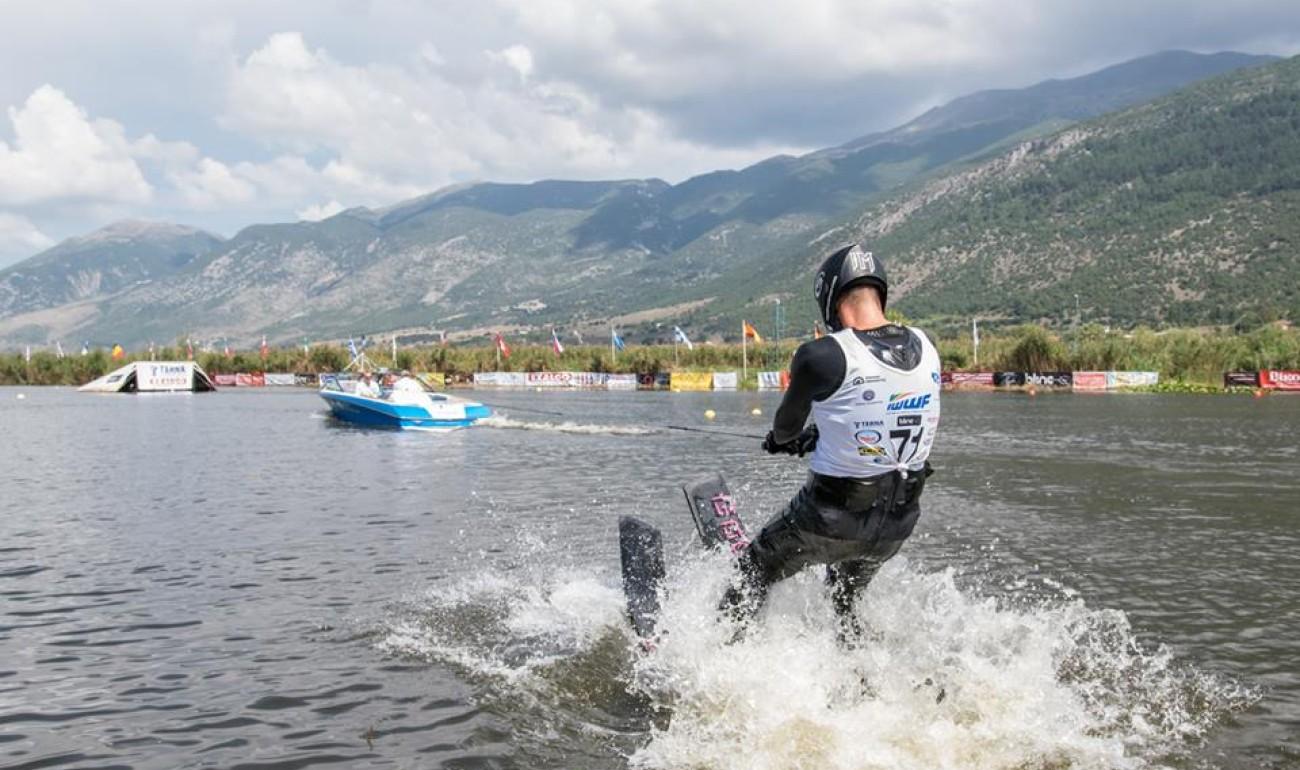 Απόηχος Πανευρωπαϊκών Αγώνων Θαλάσσιου Σκι Ανδρών - Γυναικών 2018