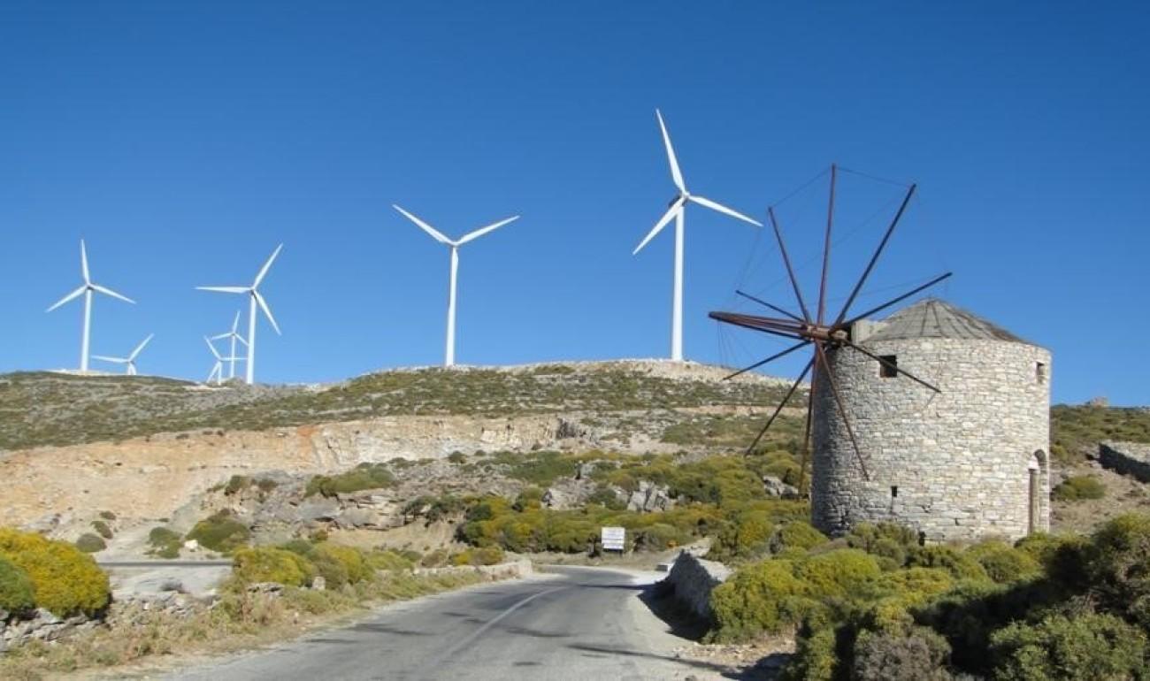 Η Ελλάδα πρώτη στην Ευρώπη για μία ημέρα στην παραγωγή αιολικής ενέργειας
