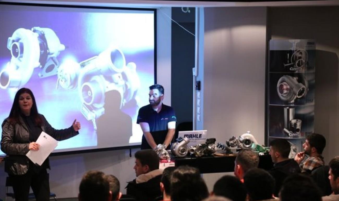Σεμινάριο Μηχανολογίας από την εταιρία Andreadis Engine Parts