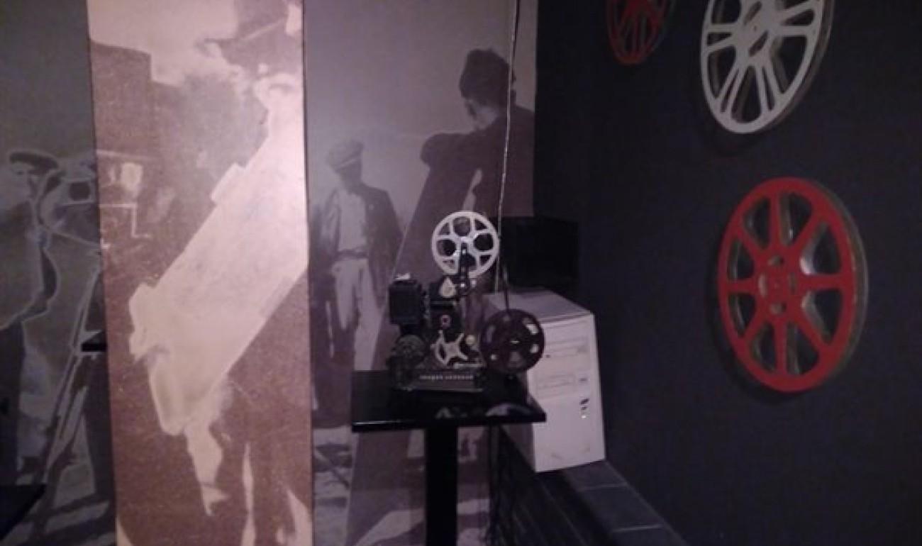 Επίσκεψη στο Μουσείο Κινηματογράφου Θεσσαλονίκης