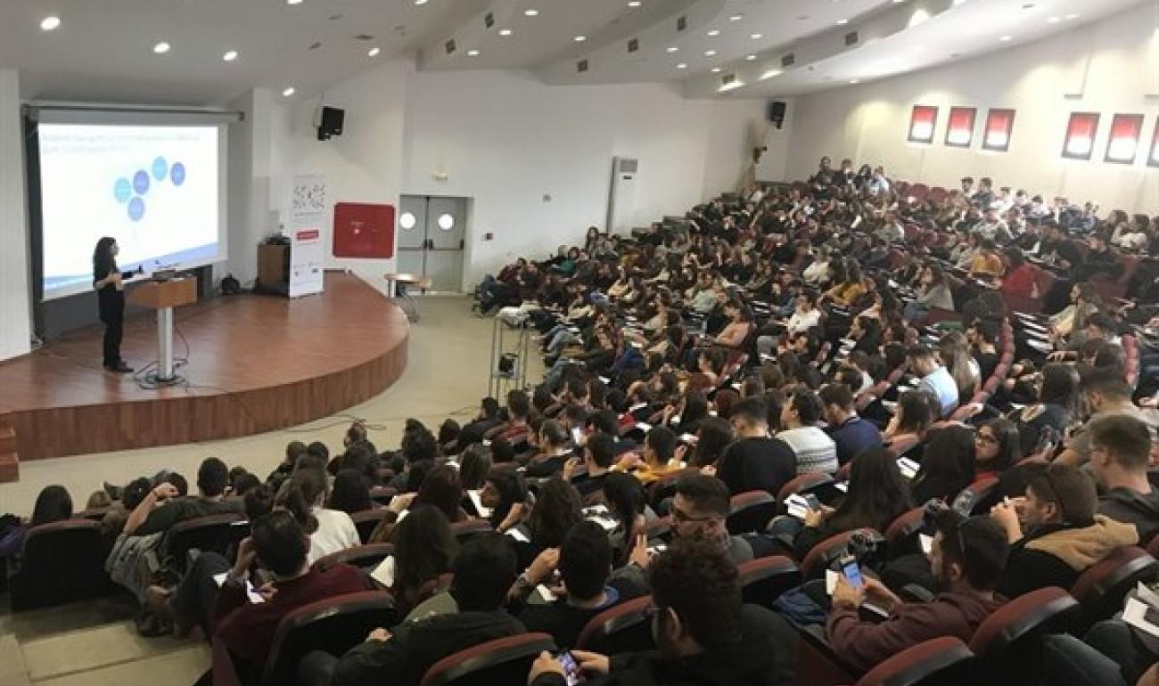 Συμμετοχή των σπουδαστών Πληροφορικής σε σεμινάριο της Google