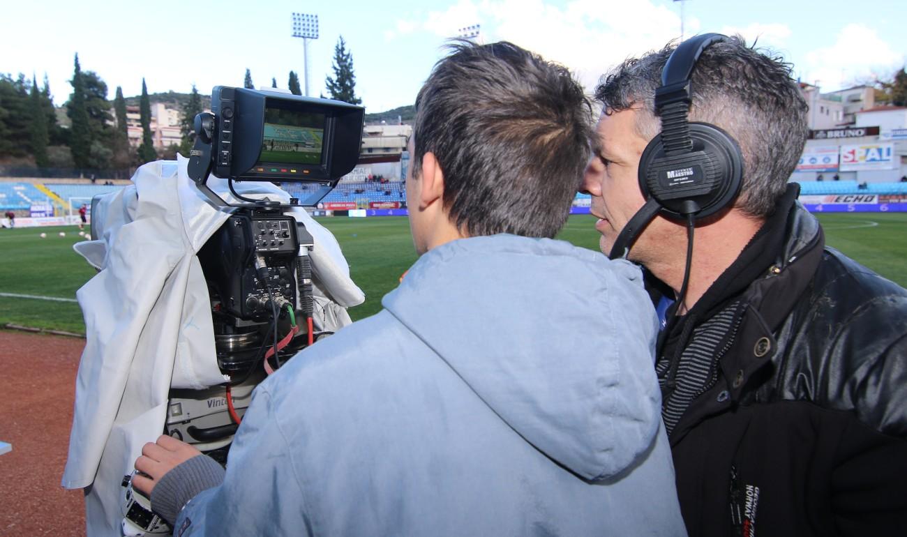 ΙΕΚ ΔΕΛΤΑ 360: Ένα Μαγικό Ταξίδι στην Αθλητική Δημοσιογραφία