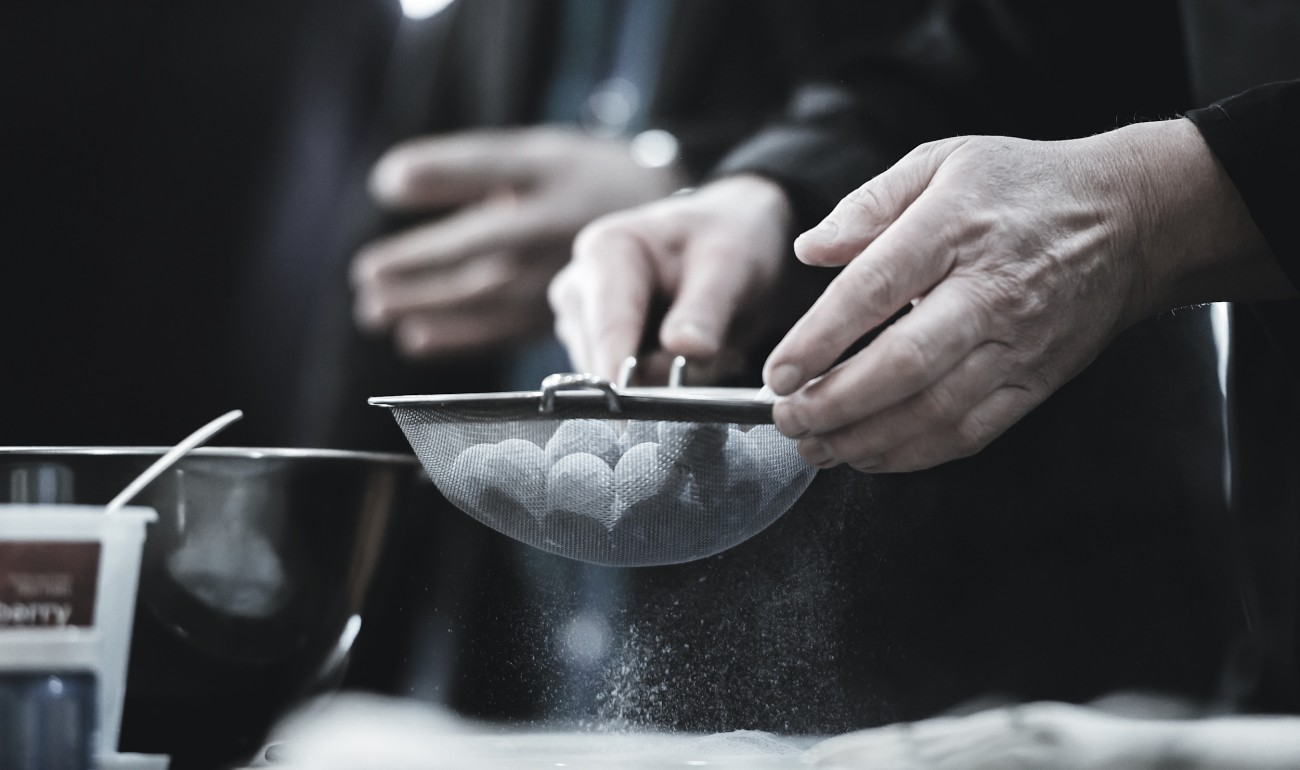 Σύγχρονες Τεχνικές Ζαχαροπλαστικής