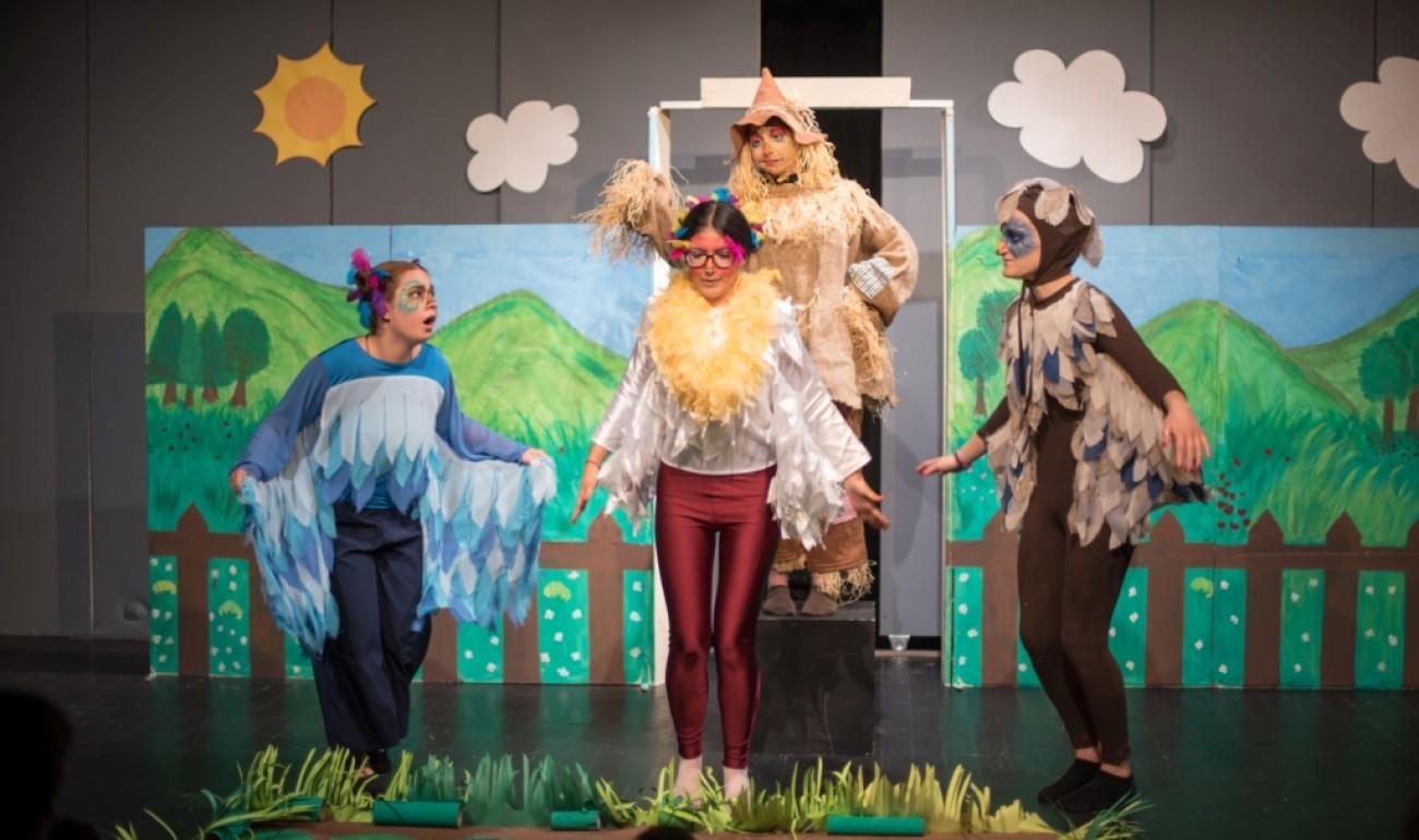 Η θεατρική παράσταση «Το όνειρο του Σκιάχτρου» από το ΙΕΚ ΔΕΛΤΑ 360 Ιωαννίνων