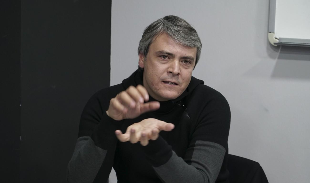 Ο Αθλητικός Διευθυντής του ποδοσφαιρικού Άρη, Κωνσταντίνος Διαμαντόπουλος στο ΙΕΚ ΔΕΛΤΑ 360