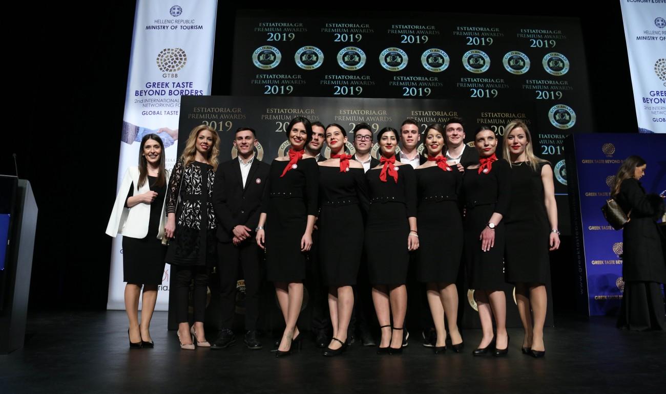 ΔΕΛΤΑ 360°: Εκπαιδευτικός Όμιλος της χρονιάς 2019