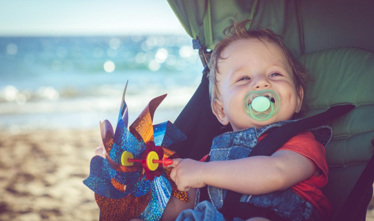 Προστατεύοντας το μωρό σας από την καλοκαιρινή ζέστη!