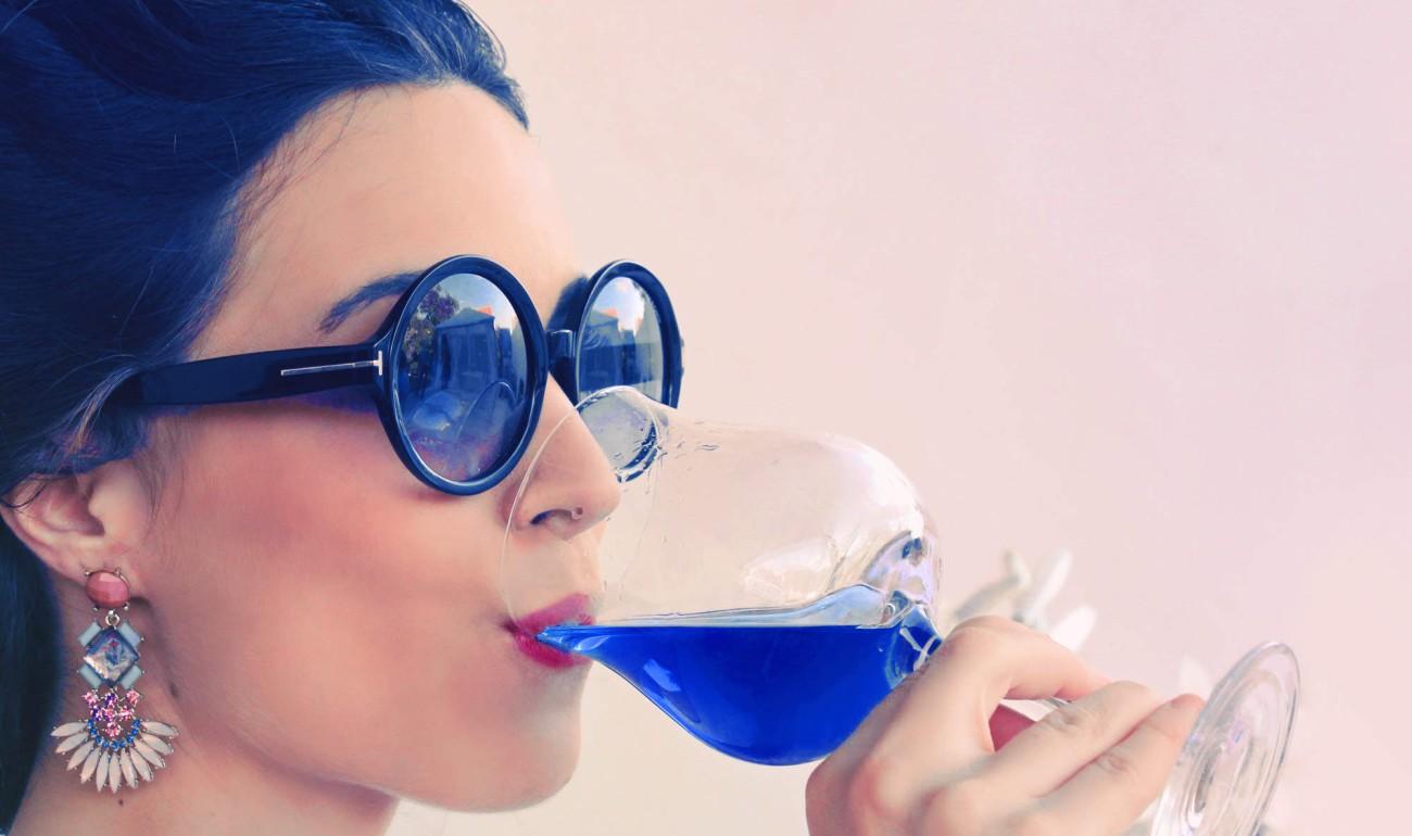 Λίγο κρασί, λίγο θάλασσα στο ...ποτήρι