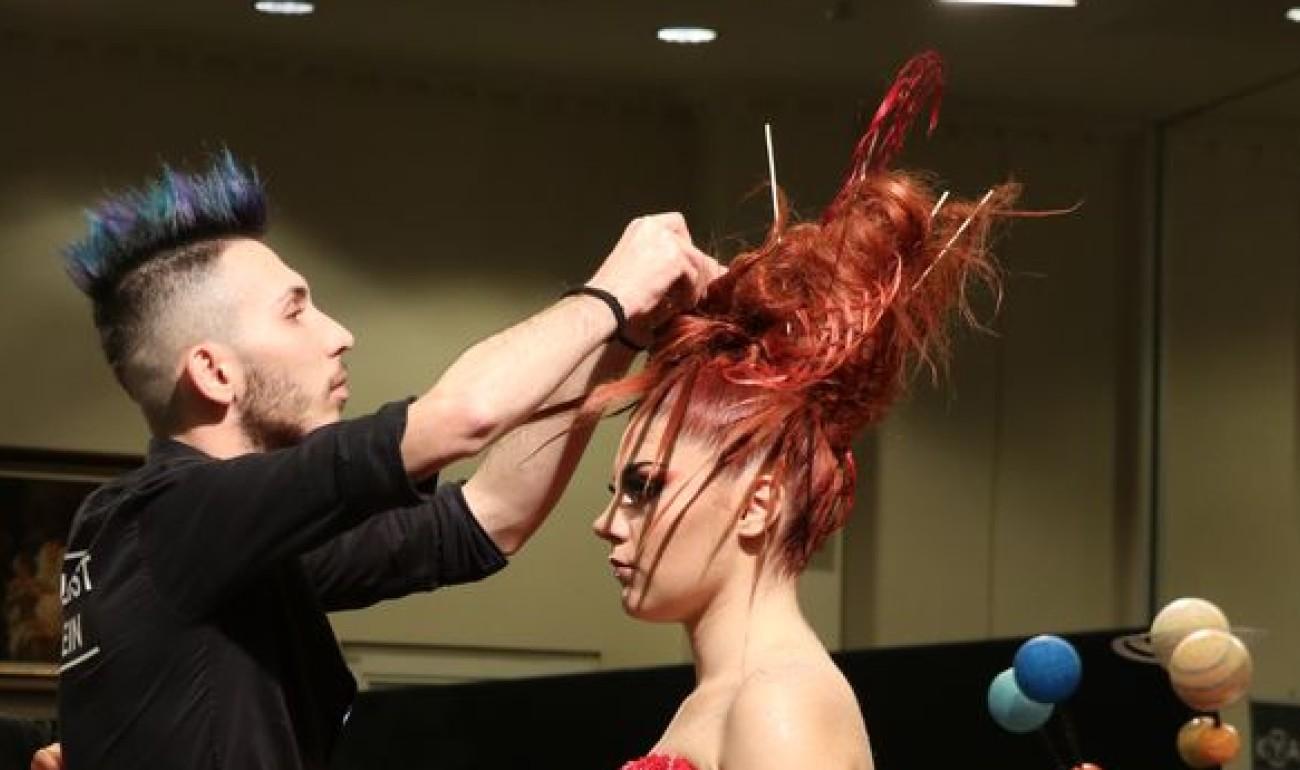 Κυρίαρχος ο τομέας Μόδας & Ομορφιάς του ΙΕΚ ΔΕΛΤΑ 360 στο 24ο Βαλκανικό Φεστιβάλ Κομμωτικής και Μακιγιάζ!