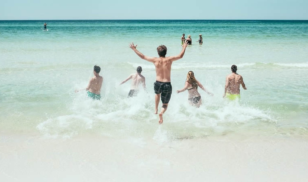 Οδηγίες για ασφαλή κολύμβηση!