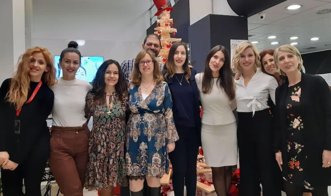 Το ΙΕΚ Δέλτα 360 Πάτρας γιόρτασε τα Χριστούγεννα, σε ένα party αφιερωμένο στο προσωπικό του!
