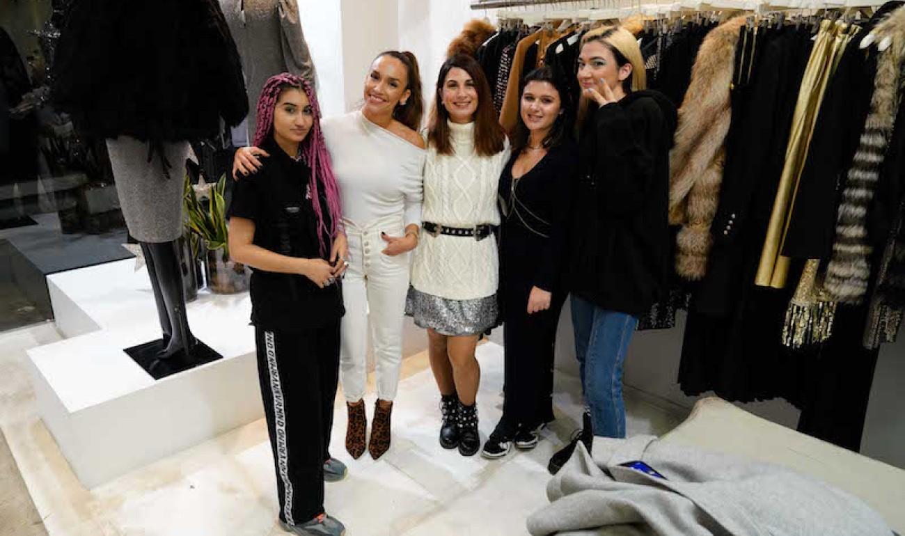 Ο Τομέας Μόδας & Ομορφιάς του ΙΕΚ ΔΕΛΤΑ 360 επιμελήθηκε το styling της boutique Veluso