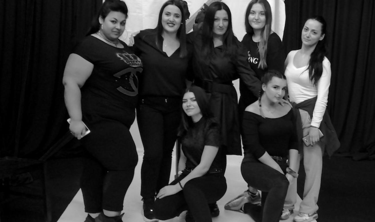 Όταν ο τομέας Επαγγελματικού Μακιγιάζ & της Αισθητικής των ΙΕΚ ΔΕΛΤΑ 360 συνάντησε τον ηθοποιό και σκηνοθέτη Στέλιο Καλαθά