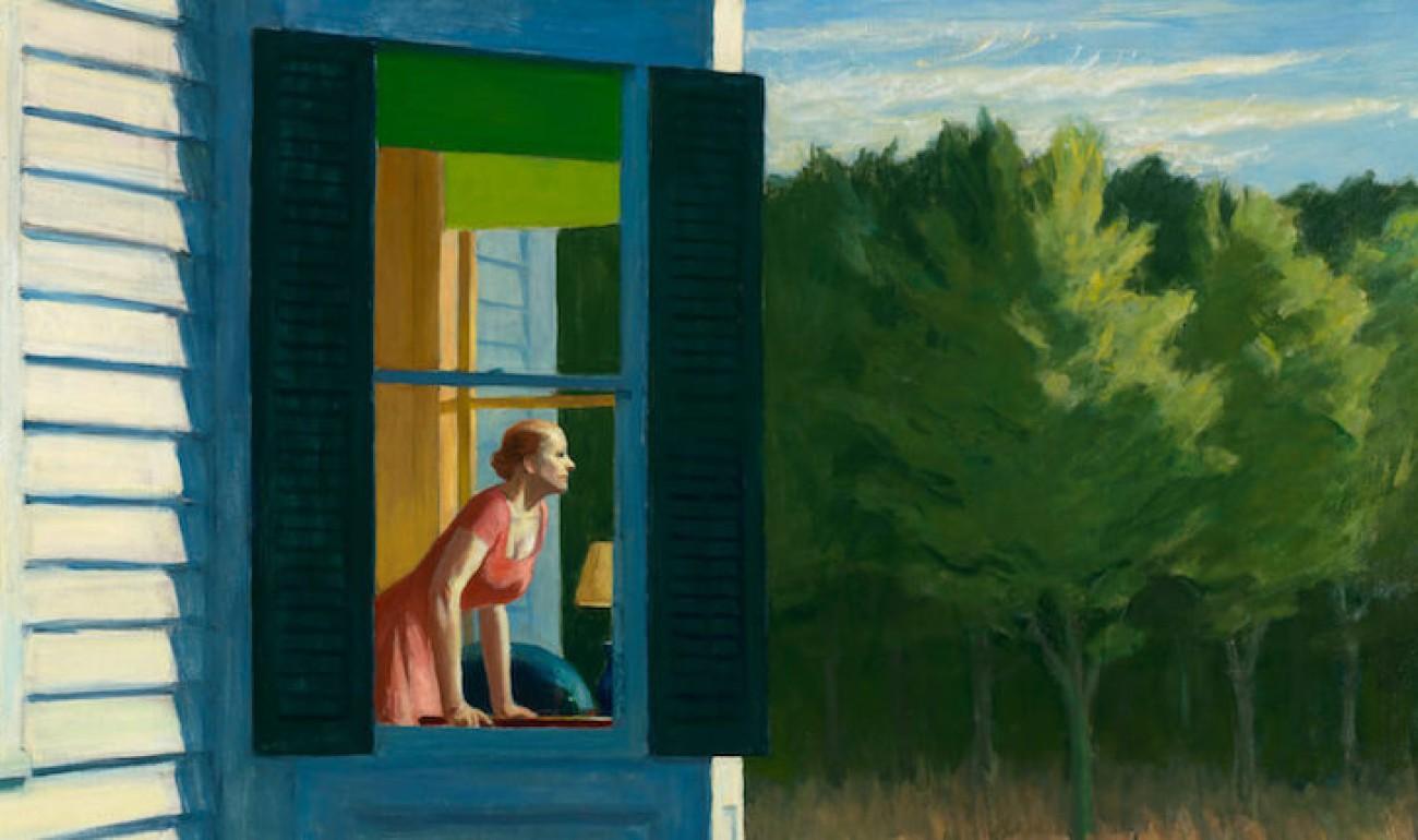 Να βάλω την εικόνα του Hopper