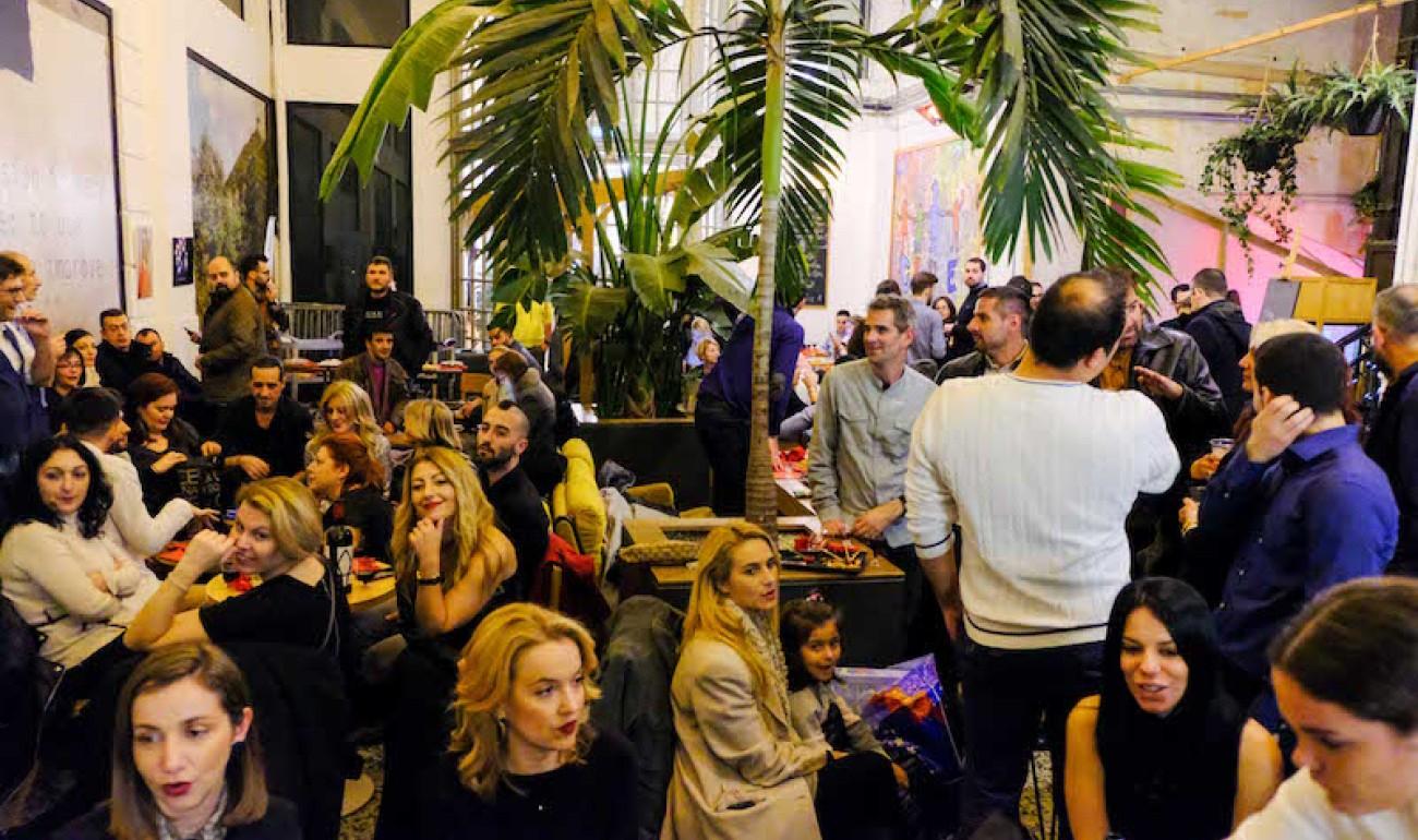 Το ΙΕΚ ΔΕΛΤΑ 360 Θεσσαλονίκης γέμισε το Tom's και έκανε την πιο ωραία Χριστουγεννιάτικη Γιορτή για το προσωπικό του