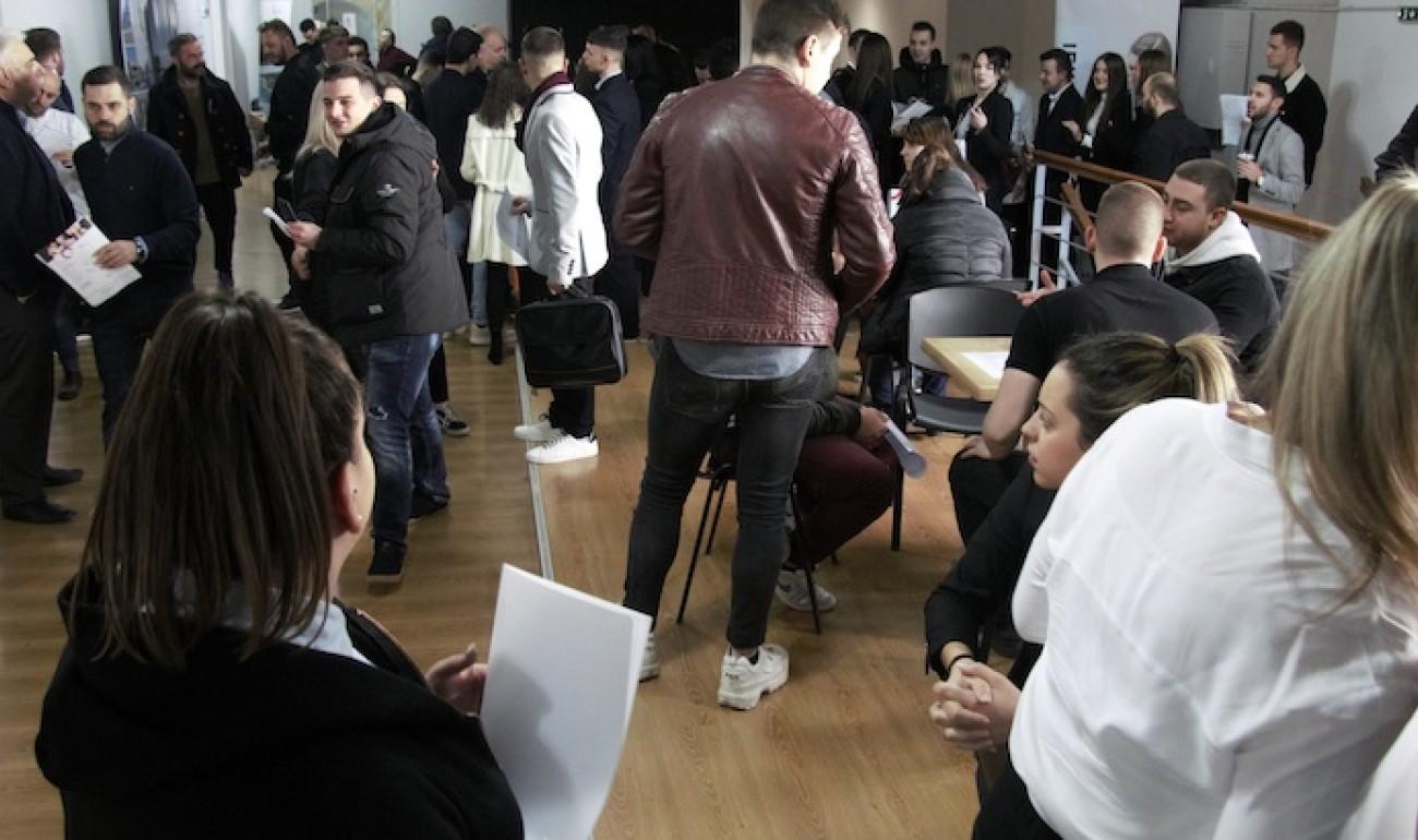 Με απόλυτη επιτυχία πραγματοποιήθηκε και φέτος η Ημέρα Καριέρας Τουρισμού στο ΙΕΚ ΔΕΛΤΑ 360 Ιωαννίνων!