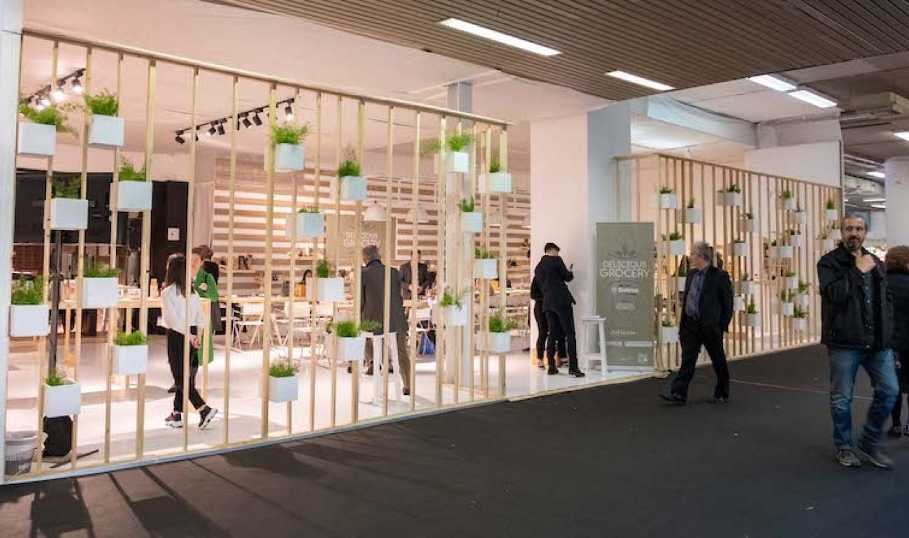 Το ΙΕΚ ΔΕΛΤΑ 360 Θεσσαλονίκης στην Detrop Boutique 2020