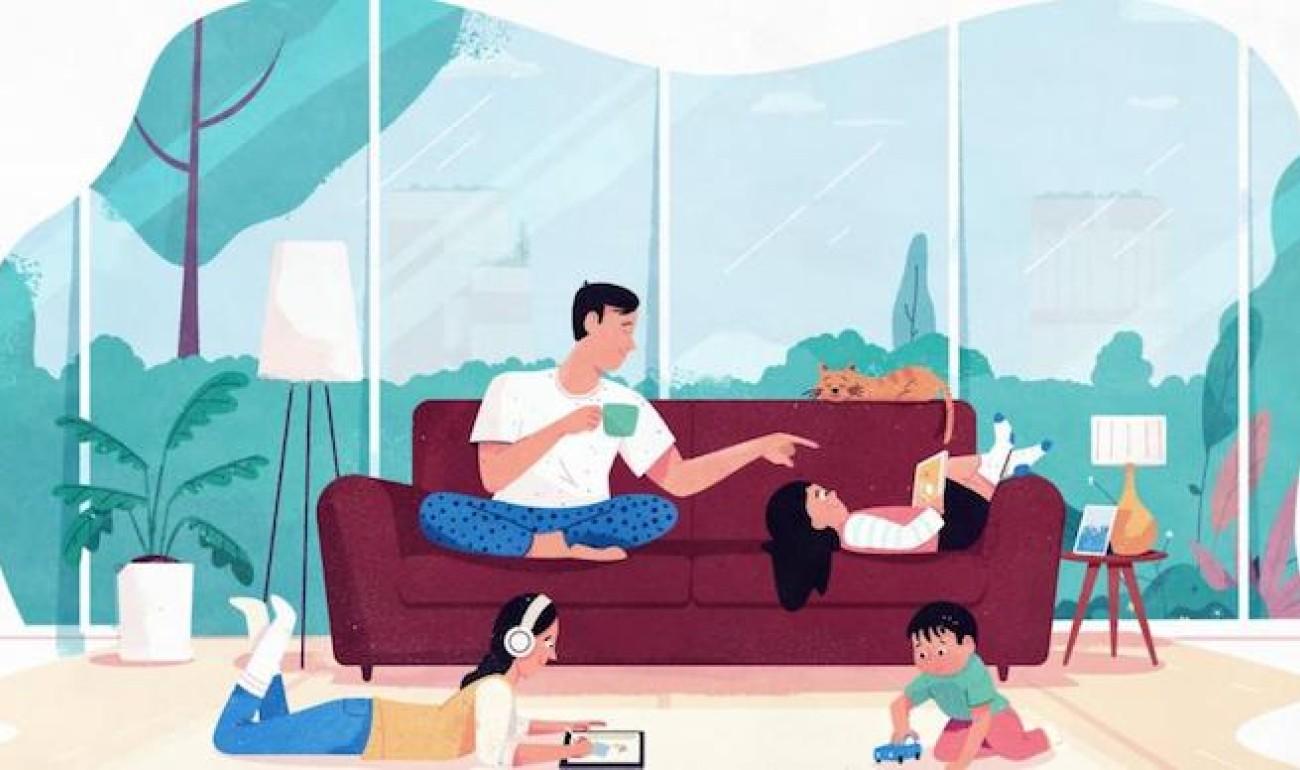 Προτάσεις για δημιουργική απασχόληση των παιδιών για τις ημέρες που... Μένουμε σπίτι!