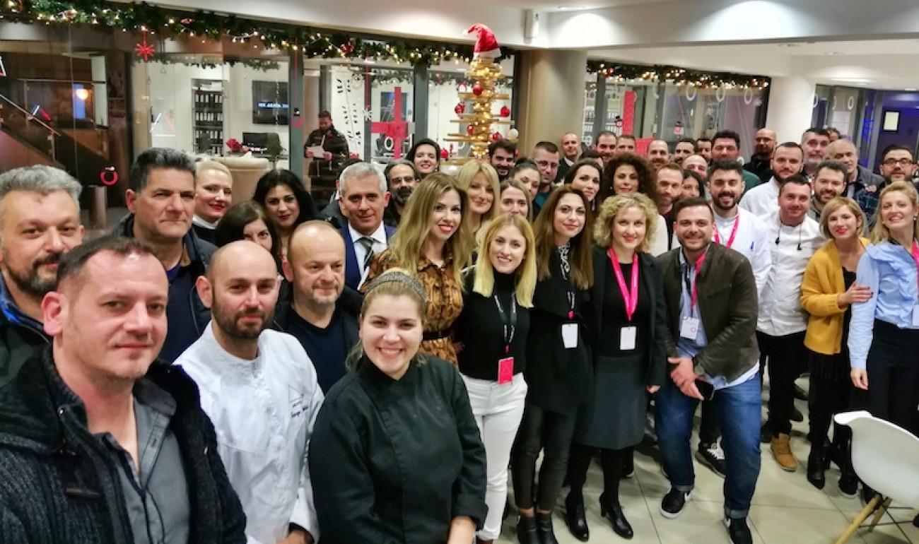 Το ΙΕΚ Δέλτα 360 Ιωαννίνων έκλεισε τη χρονιά με μια μοναδική γιορτή για το προσωπικό του!