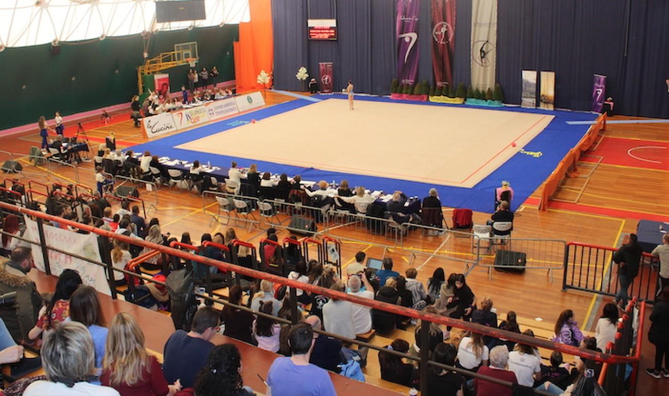 Το ΙΕΚ ΔΕΛΤΑ 360 Καλαμάτας στην Διεθνή Συνάντηση Ρυθμικής Γυμναστικής (Elegant Cup)