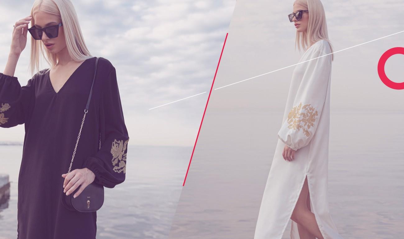 Η Σχολή Μόδας & Ομορφιάς σε ένα fashion photoshoot του Σχεδιαστή μόδας Yiorgos Koulasidis