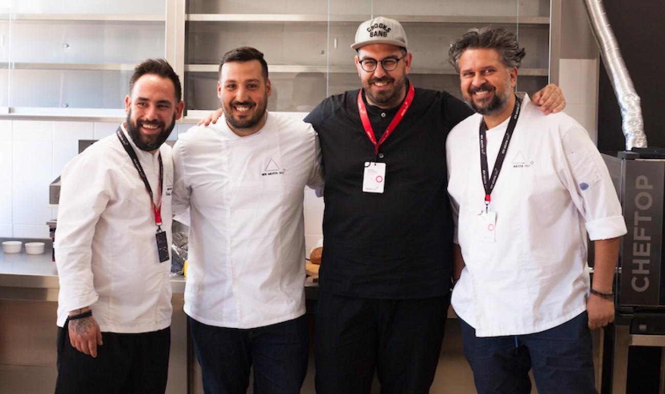 Ο καλύτερος head chef των Jamie's Italian στο ΙΕΚ ΔΕΛΤΑ 360 Πάτρας!