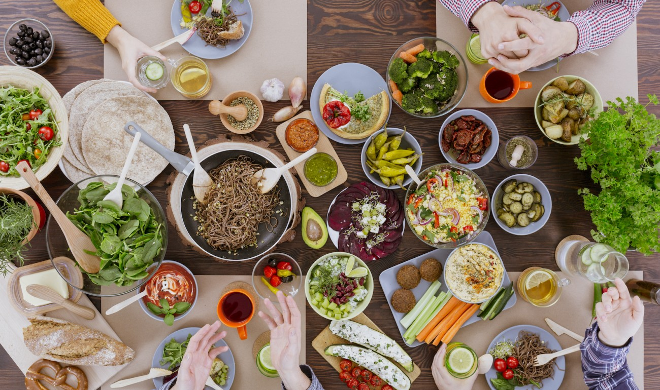 Vegan Cooking Seminar & Workshop