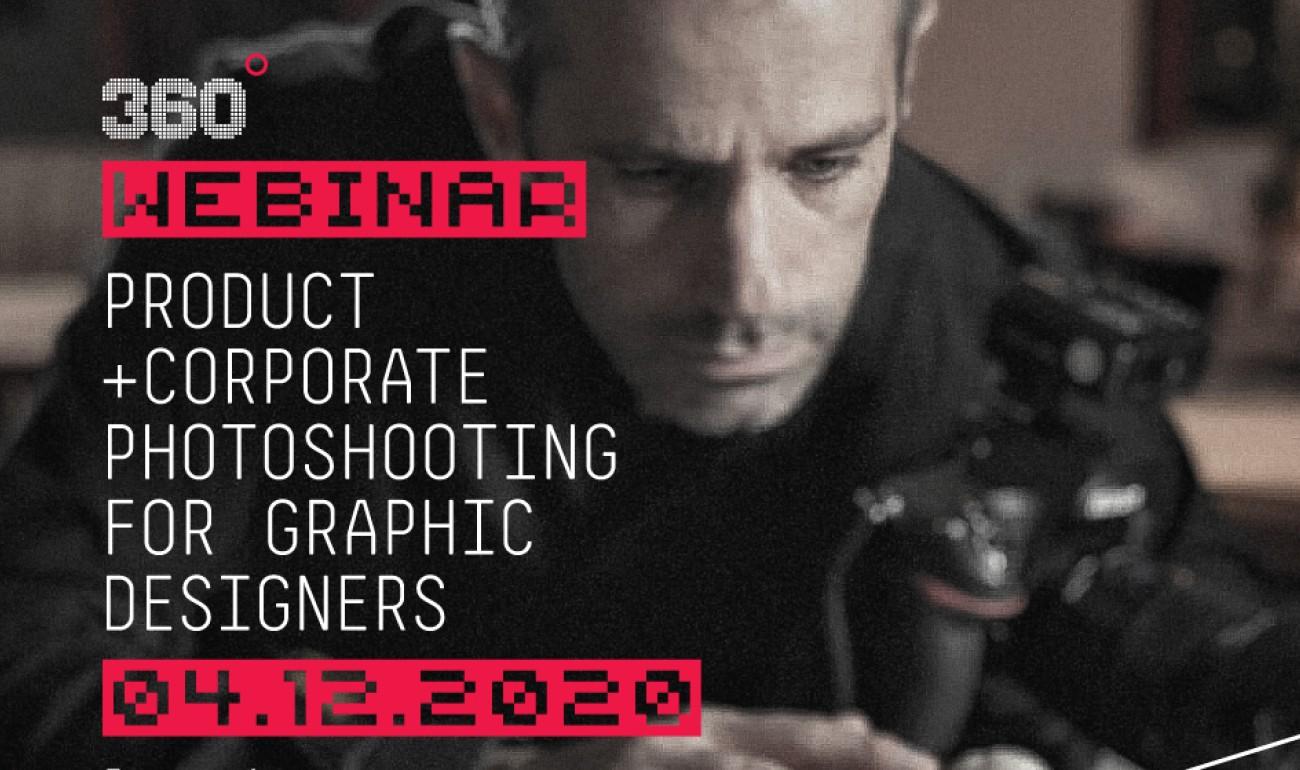 Webinar: Product Photography